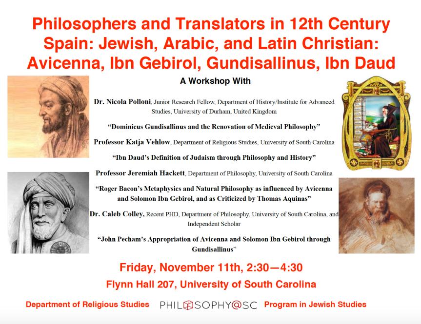 Philosophers and Translators(USC)